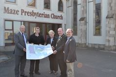 Press : New Church for Maze Presbyterian