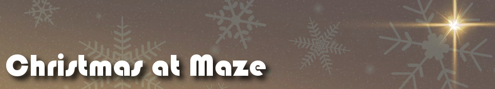 Christmas at Maze Presbyterian