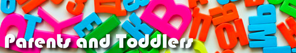 Parents and Toddlers at Maze Presbyterian